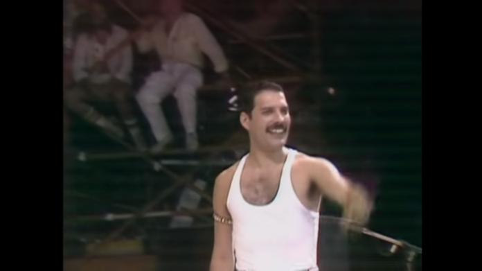 Freddie Mercury e le avances a Paolo Bonolis