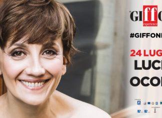 Lucia Ocone: Giffoni film festival 2019