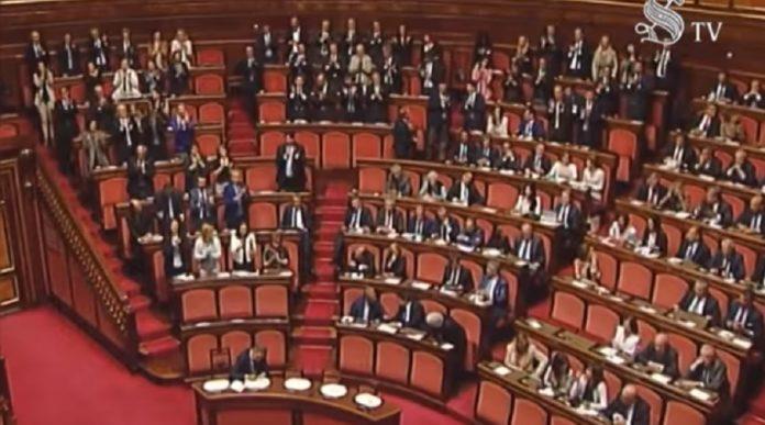 tav senato Governo
