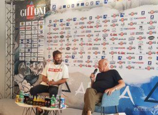 Alessandro Borghi al Giffoni Experience