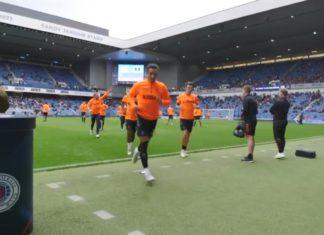 Rangers-Blackburn