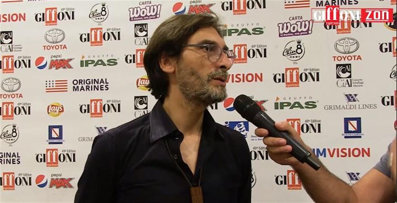 Carmine Di Giandomenico Giffoni Film Festival