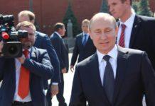 Putin Russia Ucraina
