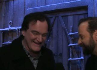 Quentin Tarantino Bounty Law