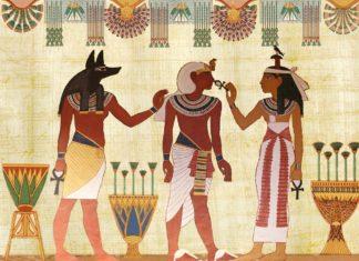 egizi, Firenze