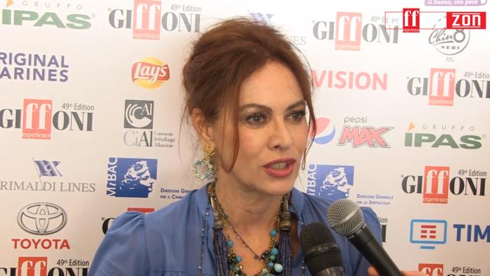 Elena Sofia Ricci al Giffoni Experience 2019