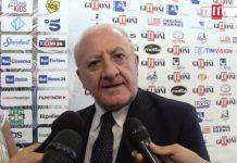De Luca, Giffoni Experience