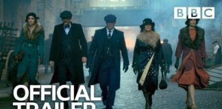 Peaky Blinders trailer Netflix Tom Hardy