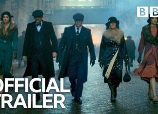 Peaky Blinders trailer Netflix Tom Hardy