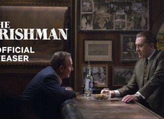 The Irishman oscar