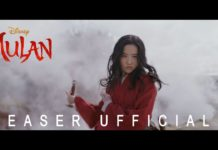 Mulan trailer Disney