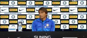 """Inter, addio con Antonio Conte? Il tecnico: """"Qui un progetto"""
