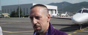 Ribery, serata da dimenticare: infortunio e casa svaligiata
