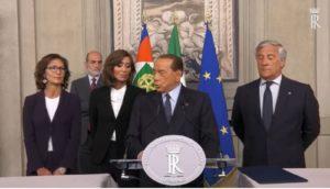 Berlusconi candidato Quirinale, così la Lega tenta di salvare il Centrodestra