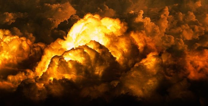 esplosione cairo