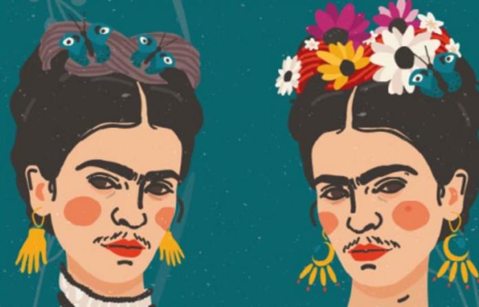 Frida Kahlo-il caos dentro