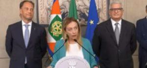"""2 Giugno, Meloni: """"Il Governo non se la prenda con noi"""""""