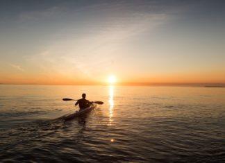 kayak palinuro