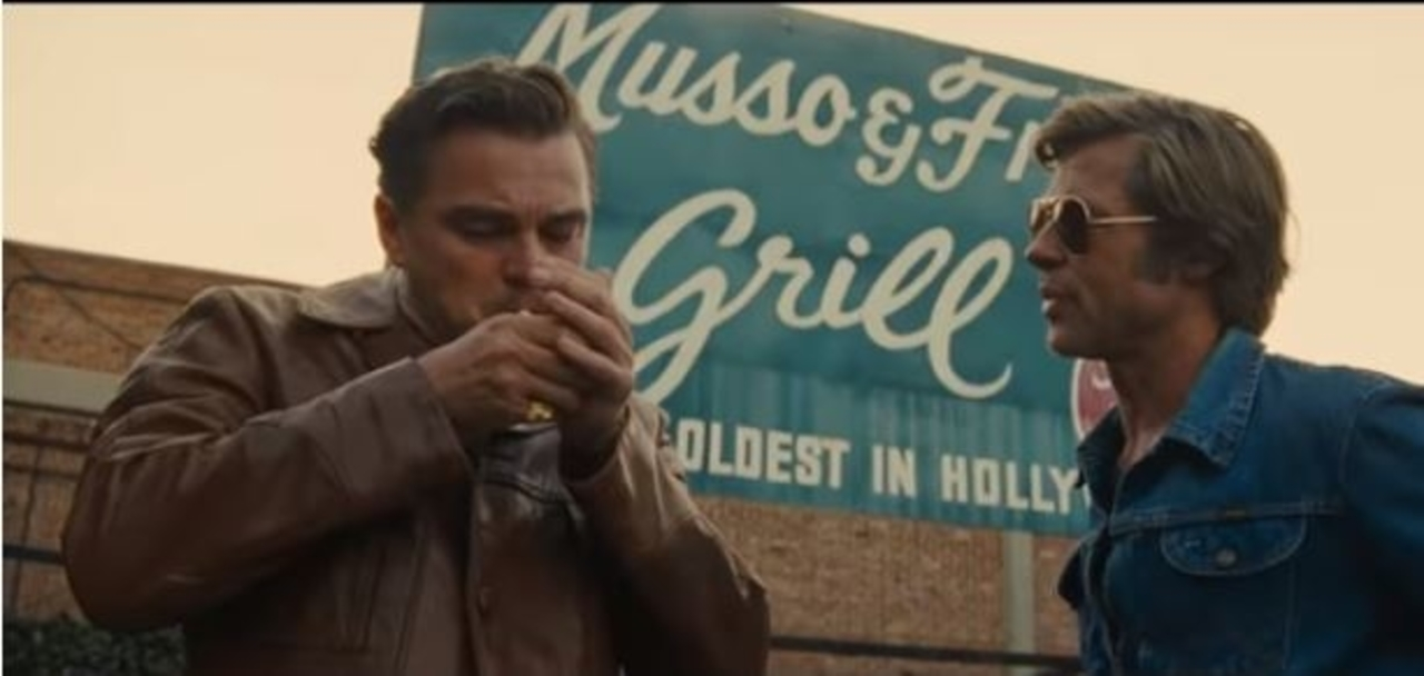 C'Era Una Volta A Hollywood Peaky Blinders Brad Pitt