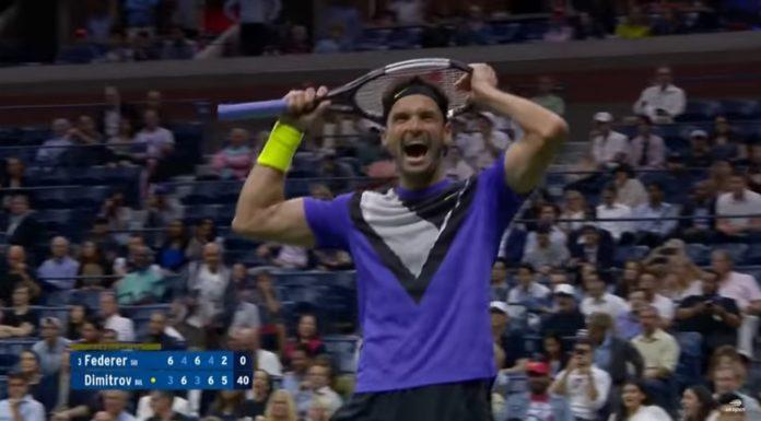 Dimitrov, Srdjian Djokovic