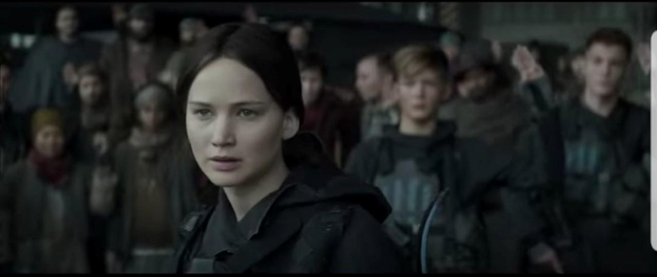Stasera in tv: Hunger Games – Il canto della rivolta, parte 2