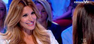 Adriana Volpe: la dura replica in diretta a Giancarlo Magall