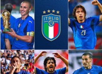 azzurri legends