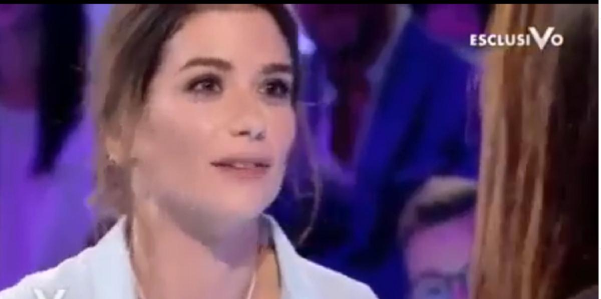 Giulia Michelini a Verissimo confessa la sua voglia di voler ...