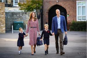 Kate Middleton piange il suo cocker Lupo: il commiato social