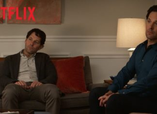 Netflix Living with yourself Paul rudd