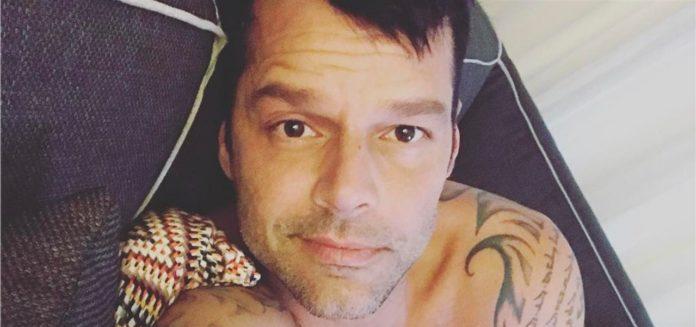 Ricky Martin in dolce attesa