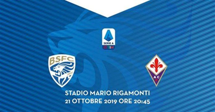 Brescia-Fiorentina
