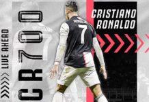 Cristiano Ronaldo, CR700