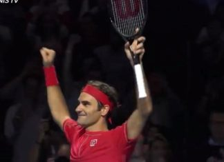 Federer, Djokovic