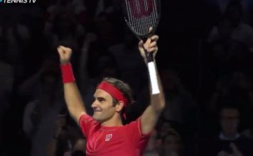 Federer, Internazionali d'Italia