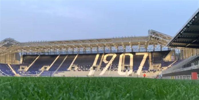 Gewiss Stadium, Atalanta-Sassuolo