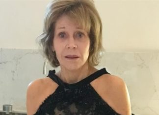 Jane Fonda arrestata