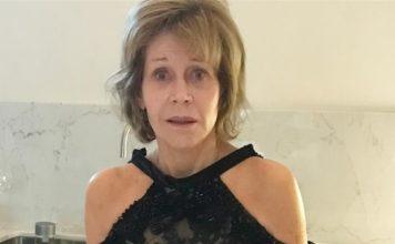 Jane Fonda arrestata