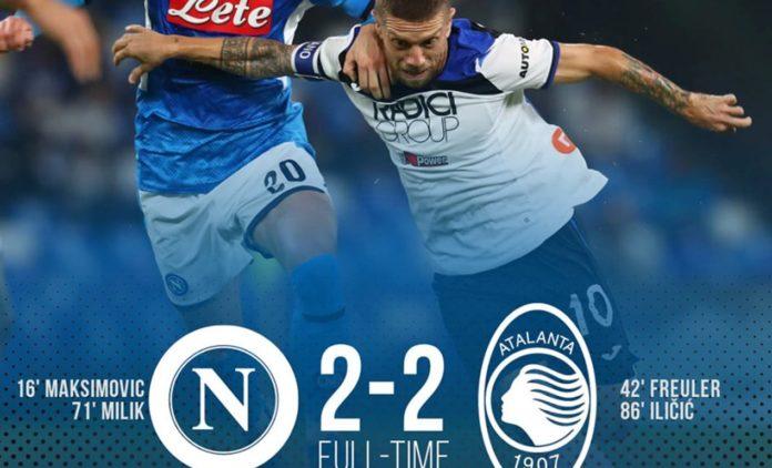 Napoli-Atalanta