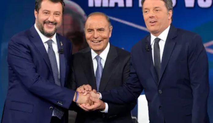 Matteo Renzi Salvini Arabia Saudita