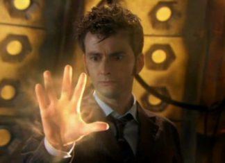 doctor who, david tennant