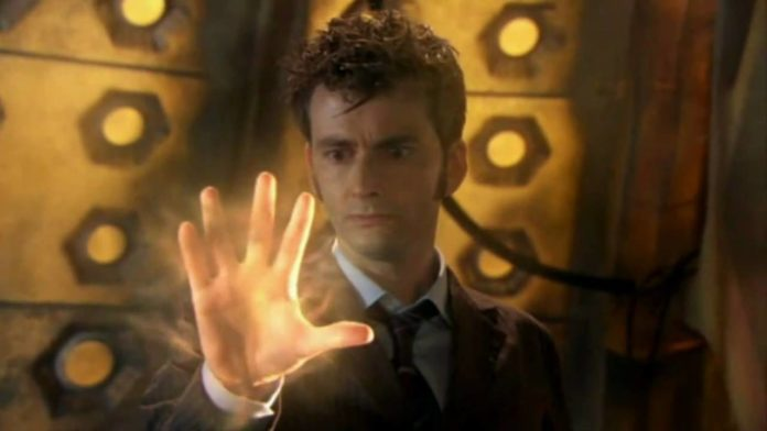 doctor who, david tennant
