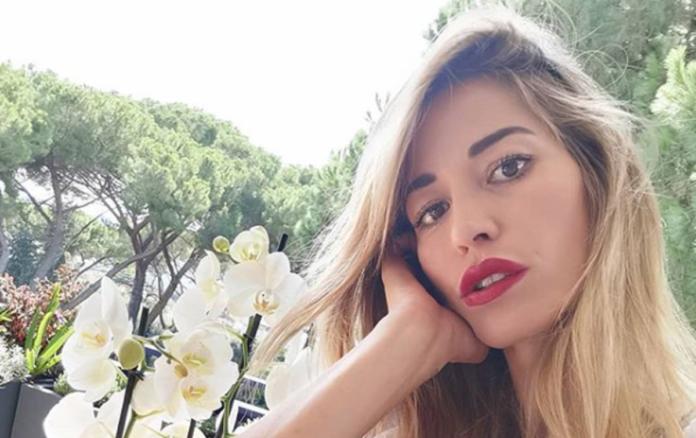 elena santarelli Le Iene
