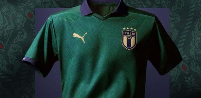 maglia verde italia