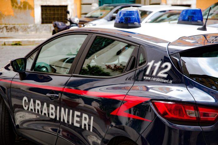 Carabinieri coronavirus ladri champagne