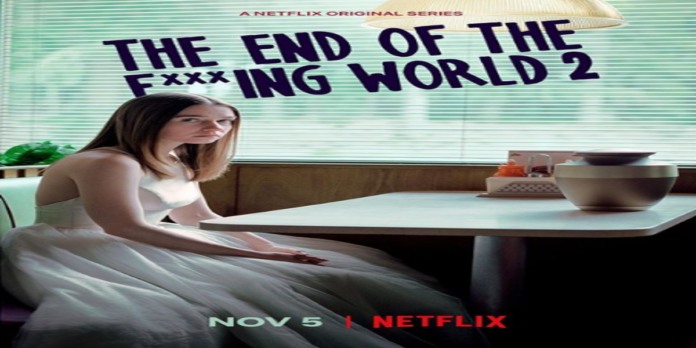The end of the f***ing world su Netflix