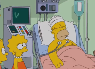 Simpson verso l'addio