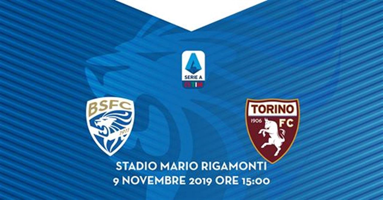 Brescia-Torino 0-4: video, gol e highlights della partita di Serie A