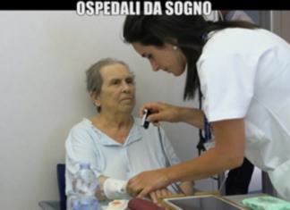 Le Iene, Ospedali da sogno