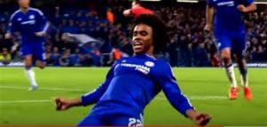 Willian si allontana dal Chelsea |  la Juventus è in agguato